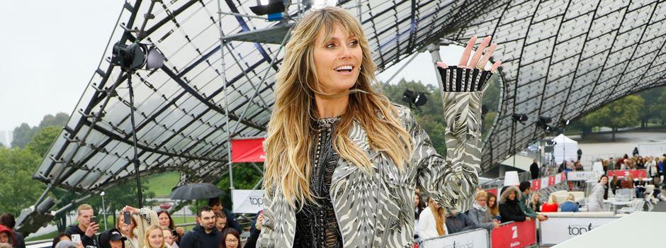 Nachwuchsmodel aus der Region will Heidi Klum begeistern