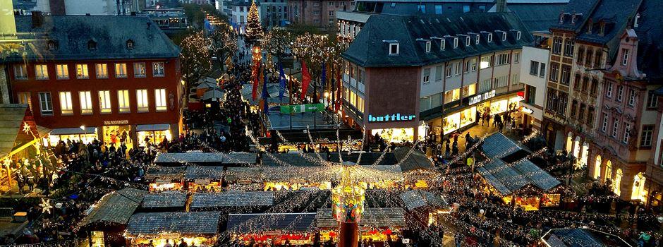 Weihnachtsmarkt Mainz.Weihnachtsmarkt 2017 Besonders Kurz Hätte Er Früher Starten Können