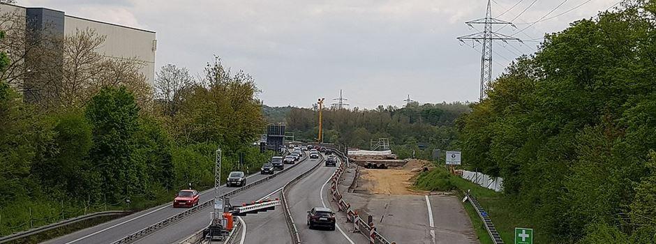 Salzbachtalbrücke: Das sagt Verkehrsminister Al-Wazir