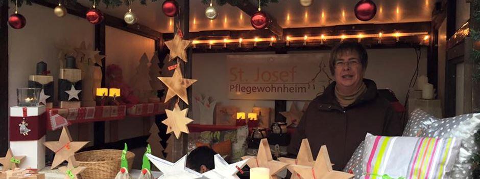 Adventsmarkt im Pflegeheim St. Josef