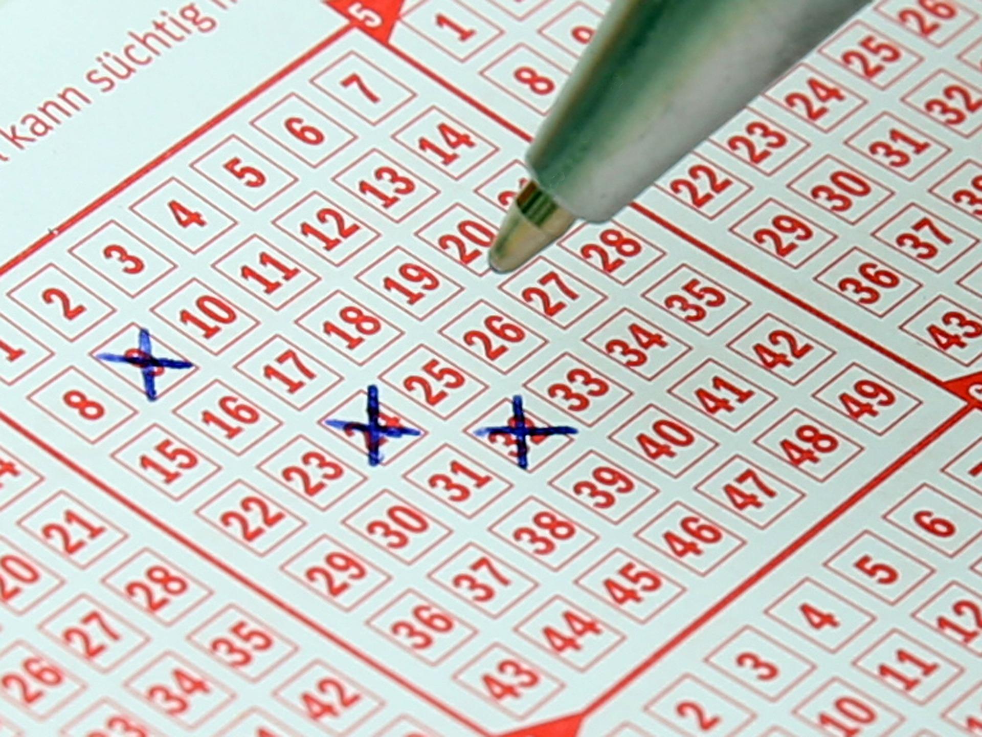 Wieviel Gewinnt Man Bei 4 Richtigen Im Lotto