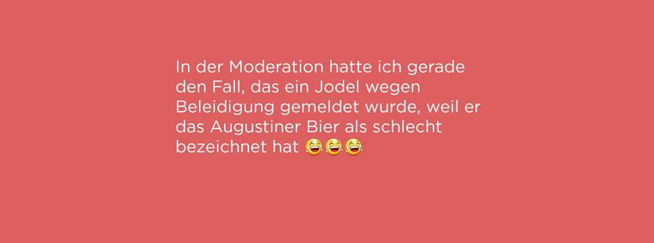 Jodel der Woche – Von Gustl-Hate und Steckdosen-Liebe