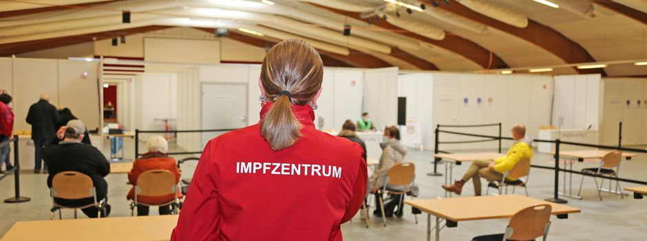 Kinderarzt für Beratung vor Ort: Erstimpfungen ohne Termin im Impfzentrum am 1. und 4. September