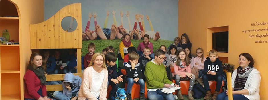 Vorlesetag in der Bolandschule