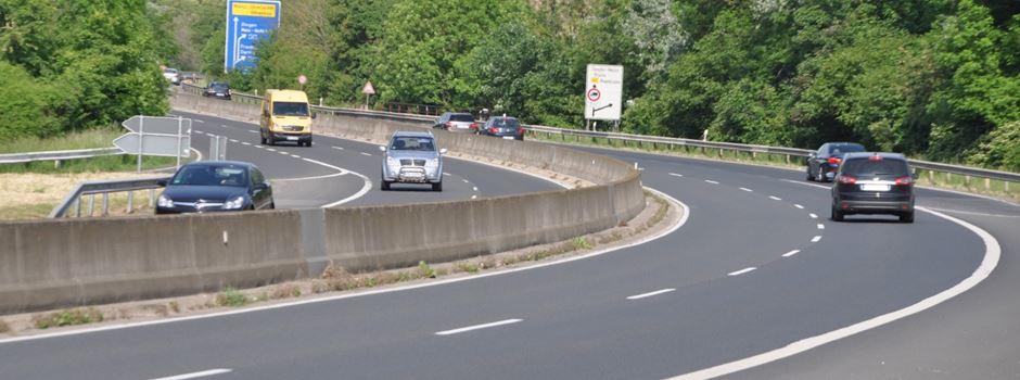 Anschlussstelle Laubenheim wird ab Montag saniert