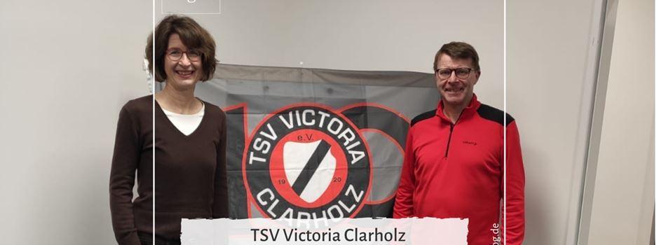 TSV Victoria Clarholz startet Onlinesport