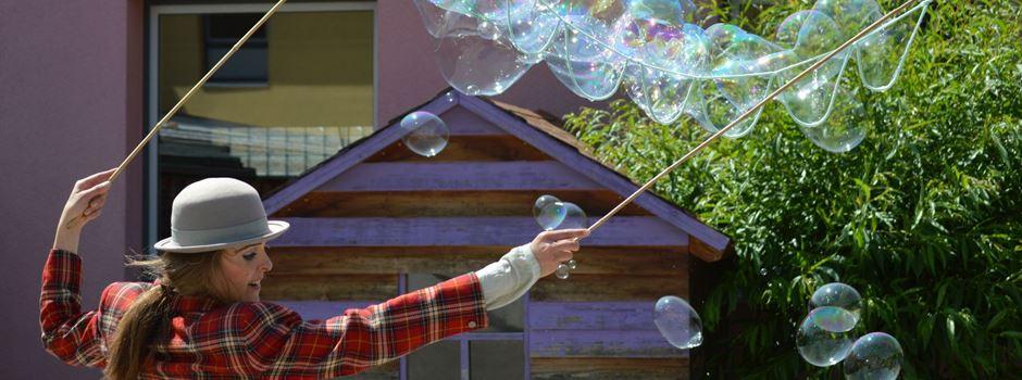 """Umwelt- und Energieberatungszentrum Kreis Mainz-Bingen bietet kostenfreie Theateraufführungen """"Wassermärchen"""" für Kinder"""