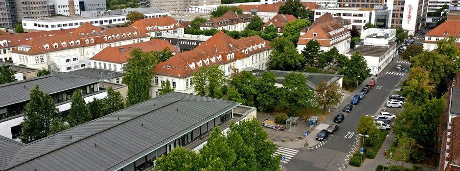 Feuer in Mainzer Uniklinik ausgebrochen