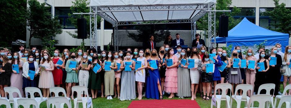 Einstein: Abiturienten feiern ihr Abi mit Fiesta statt Siesta