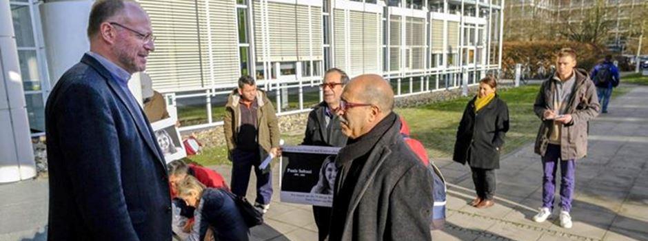 Mainzer Iraner trauern um Opfer des Flugzeugabsturzes