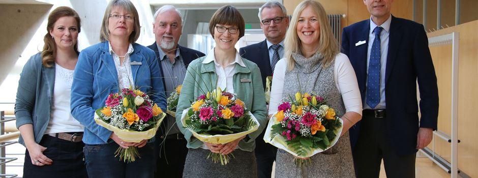 Hermann Overbeck feiert silbernes Dienstjubiläum