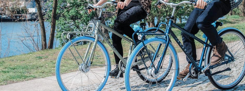 Neues Fahrrad-Mietsystem startet im März in Wiesbaden