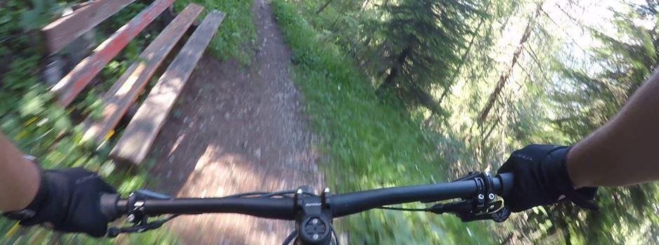 Kontrollen im Siebengebirge: Auch Mountainbike-fahrende müssen sich an Regeln halten