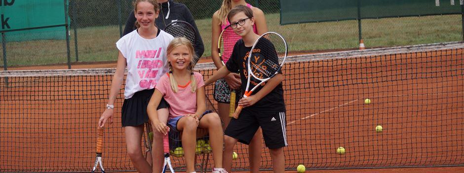 TC Herzebrock Open - Erstmaliges Turnier auf der Tennisanlage TC Herzebrock