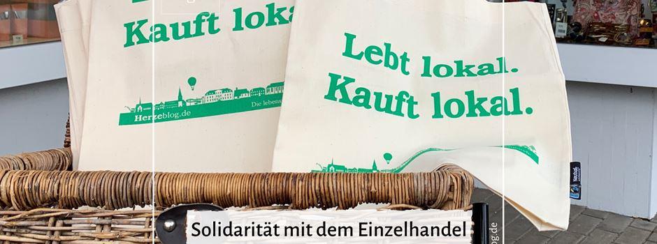 Solidarität mit dem Einzelhandel in Herzebrock-Clarholz