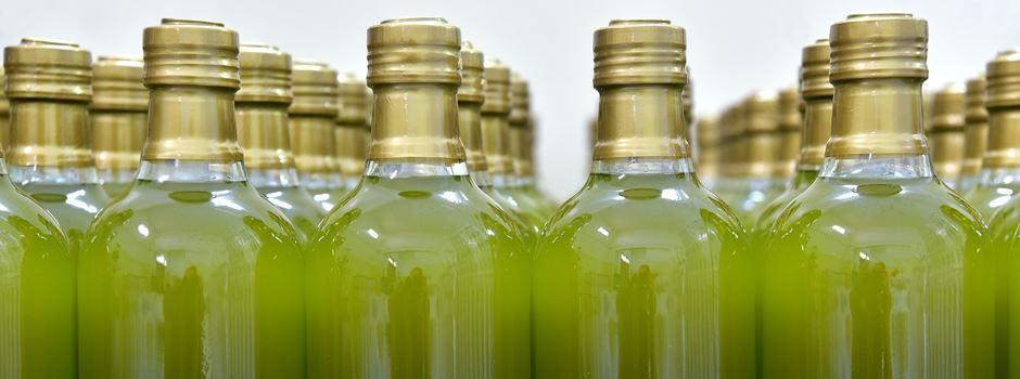 Festnahmen nach Verkauf von gepanschtem Olivenöl