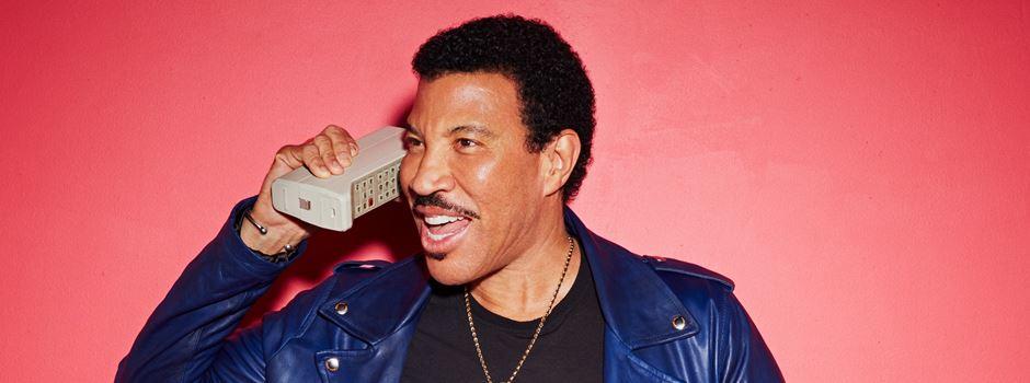 Lionel Richie kommt 2021 in die Brita-Arena