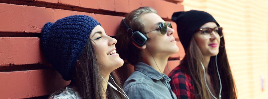 In Wiesbaden kann man jetzt kostenlos Musik streamen
