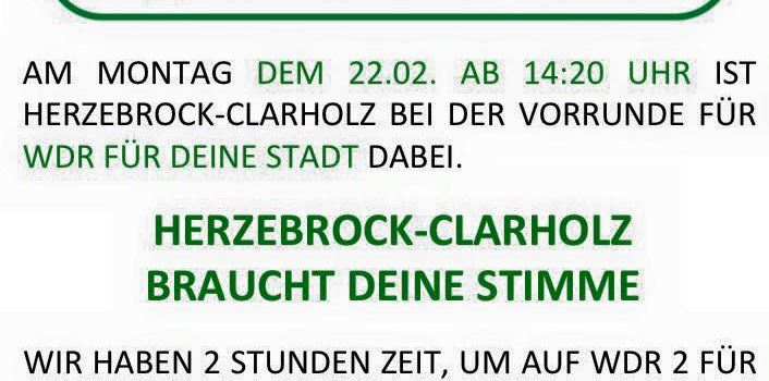 WDR 2 für Herzebrock-Clarholz