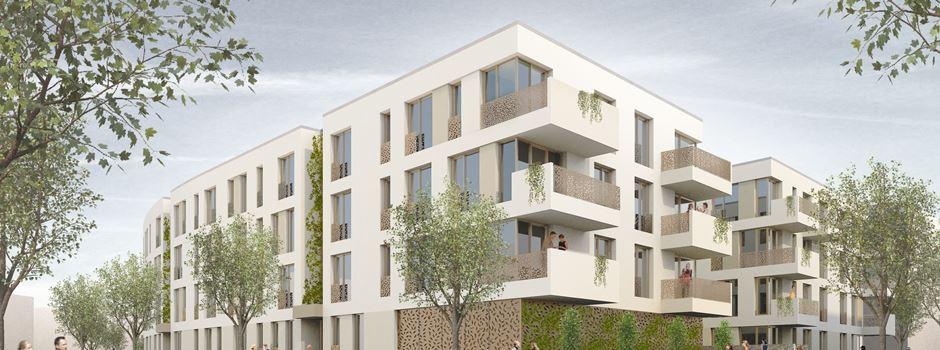 Heiligkreuz-Viertel: Entwurf für nächstes Baufeld steht fest