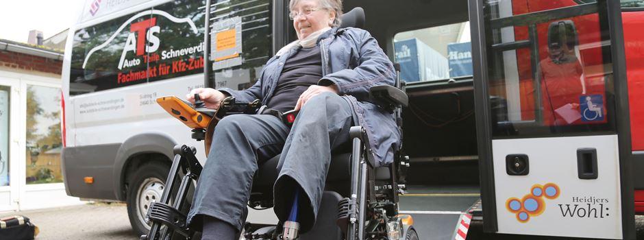 Mit Mittelradantrieb in den Bürgerbus