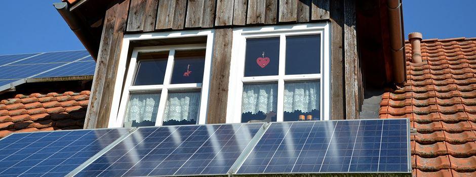 Strom und Wärme vom Dach