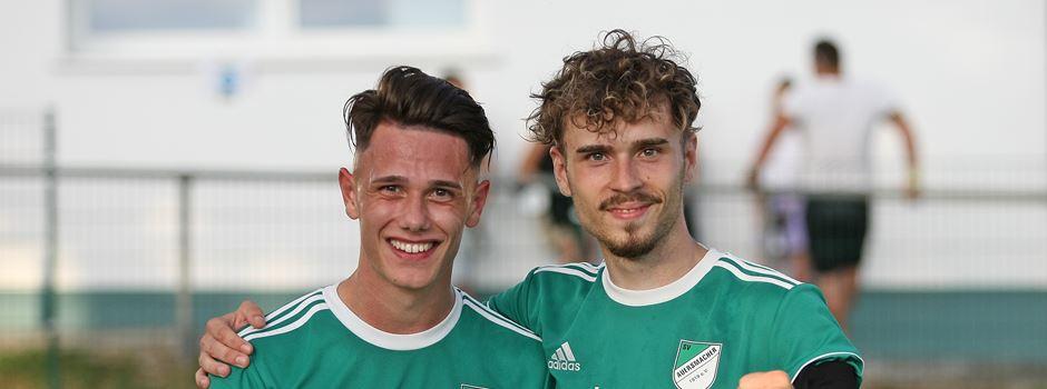 Wunn & Rebmann; Zwei Ex-FCS Talente beim SVA