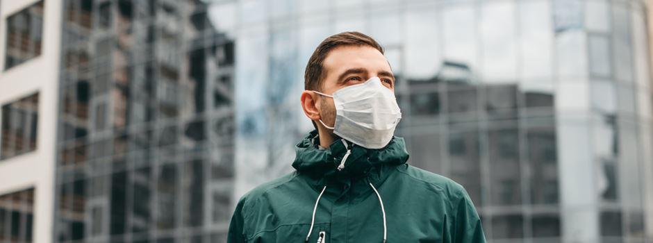 Gericht weist Eilantrag ab: Maskenpflicht bleibt rechtens