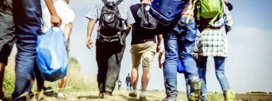 Wie Flüchtlinge in Wiesbaden Anschluss finden