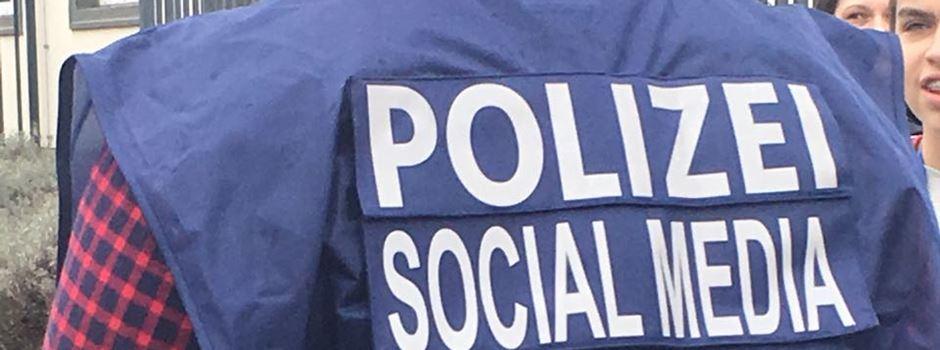 Polizei appelliert: Hinweise nicht in Facebook-Gruppen posten