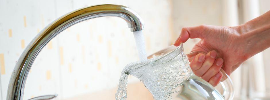 So gesund ist das Wiesbadener Leitungswasser