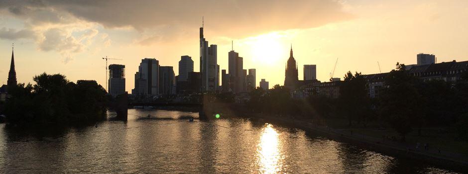 Virus legt Seite der Stadt Frankfurt lahm