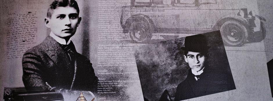 BKA übergibt historische Manuskripte von Kafka-Freund an israelische Botschaft