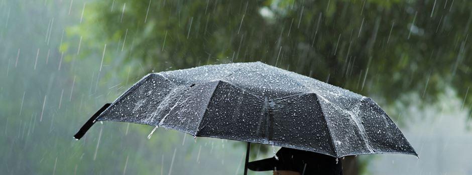 Temperatursturz und Regen: Ist der Sommer jetzt vorbei?