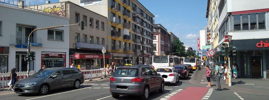 Baustelle am Schillerplatz: Wie wirken sich die Sperrungen auf den Verkehr aus?