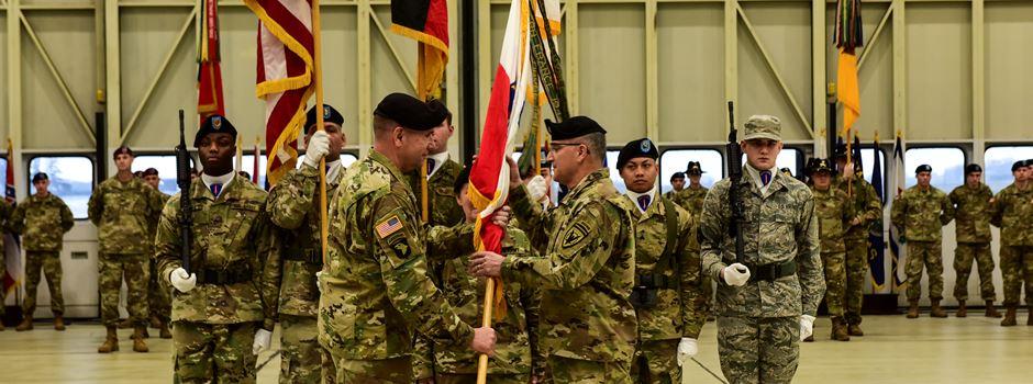 Lieutenant General Hodges geht in den Ruhestand