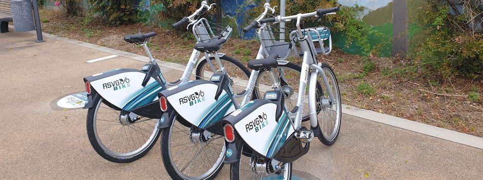 RSVG-Bikes ab jetzt auch in Niederkassel