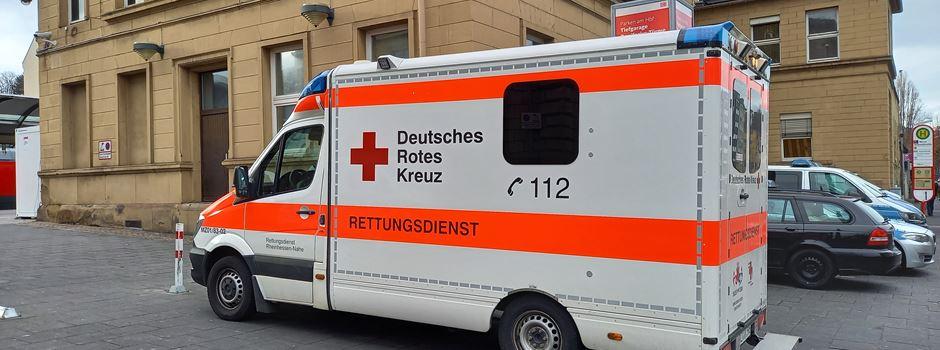 Schläge in der Neustadt: Mann muss mit Kopfverletzung ins Krankenhaus