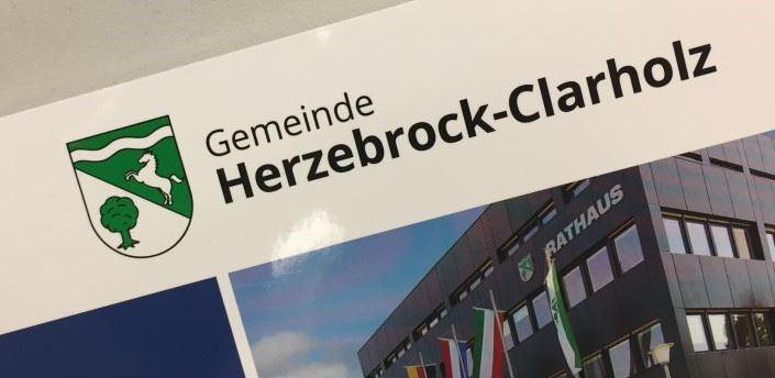 Stellenanzeige: Gemeindewerke Herzebrock-Clarholz suchen staatlich geprüften Bautechniker