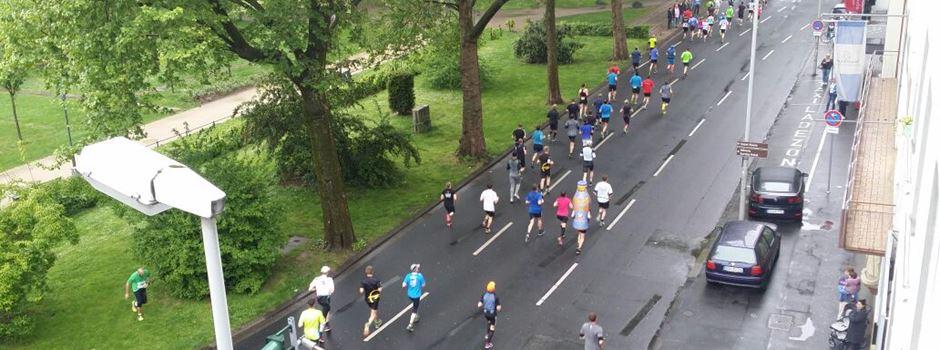 So läuft der Gutenberg-Marathon am Sonntag ab