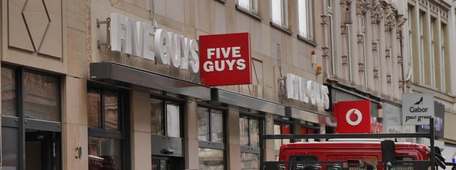 """Eröffnungstermin für """"Five Guys"""" in Wiesbaden steht fest"""