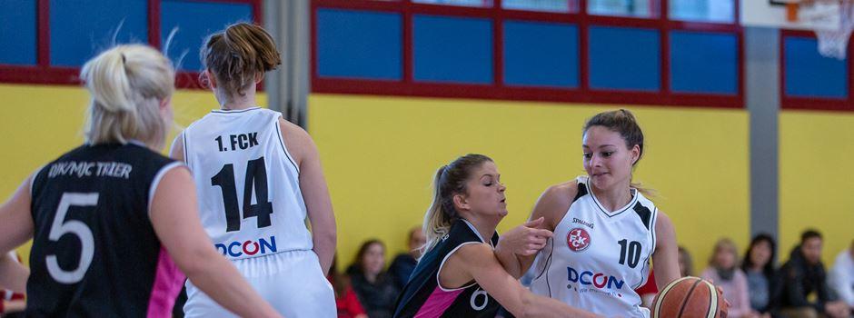 Basketball Damen des 1. FCK Meister!