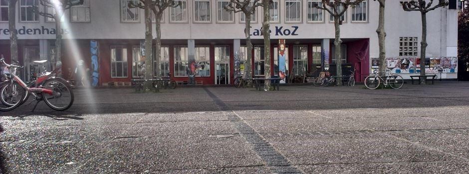 Durchsuchung im Café KoZ: Asta geht von rechtswidrigem Polizeieinsatz aus