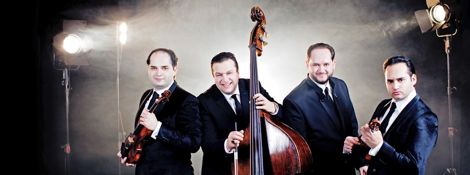 Bach, Beatles, Balkan-Swing