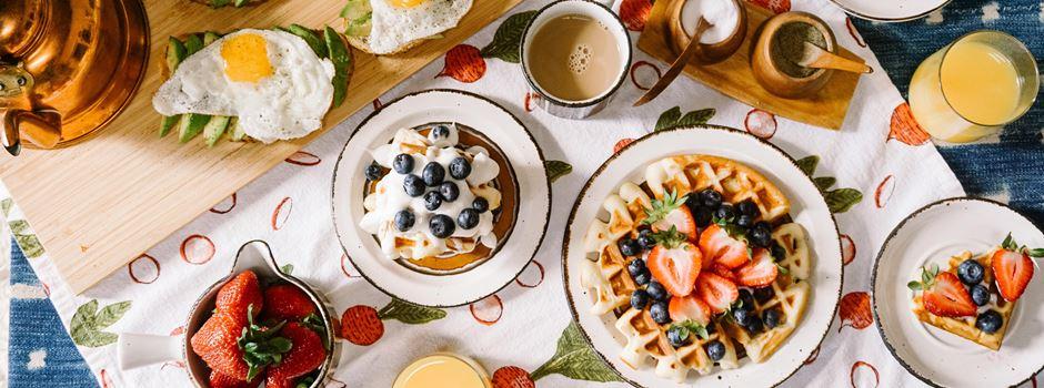 Frühstücken & Brunchen mit Herbstsonne - 5 Top Locations