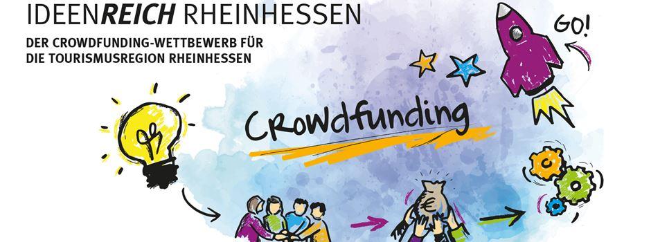 IdeenReich Rheinhessen für den Tourismuspreis Rheinland-Pfalz 2019 nominiert.