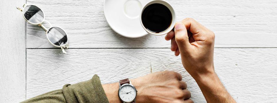 5 einfache Wege in eine gesunde Mittagspause