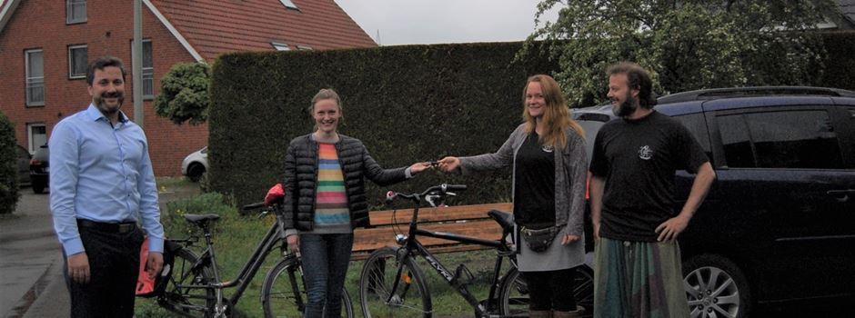 Stadtradeln-Stars in Herzebrock-Clarholz verzichten drei Wochen auf ihr Auto