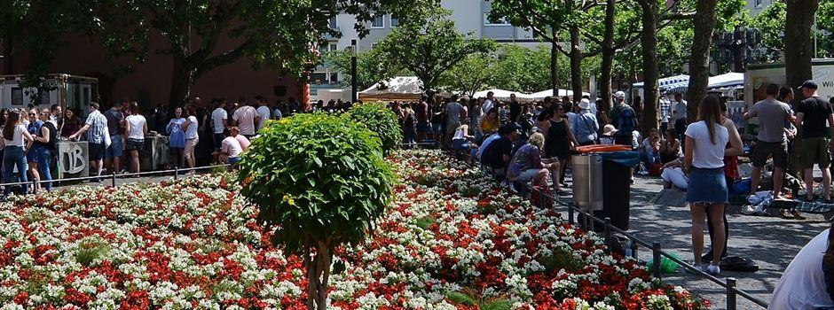 Mainzer Marktfrühstück: Wie ist die Stimmung bei den Besuchern?