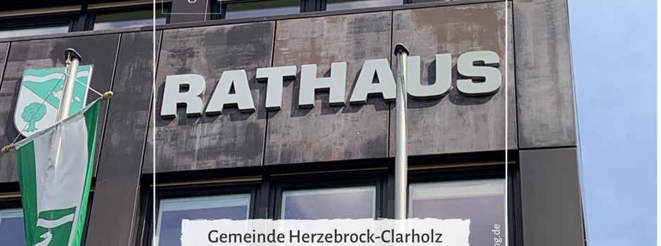 Gemeinde Herzebrock-Clarholz sagt Ratssitzung ab